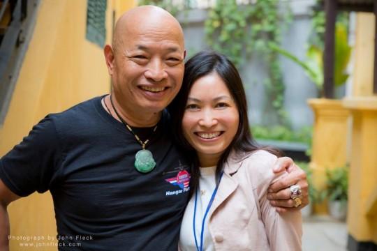 Hong My and Diep